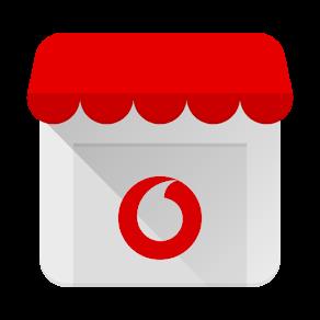 Icone de Loja Vodafone